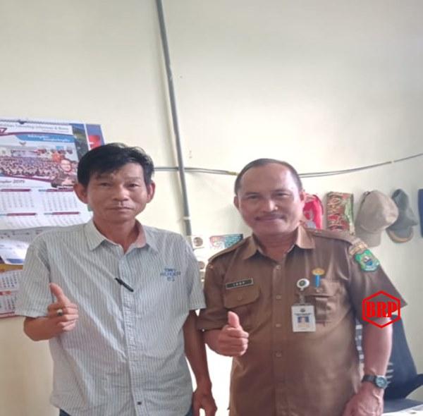 Kominfo Kapuas Jalin Sinergitas dengan Media Online