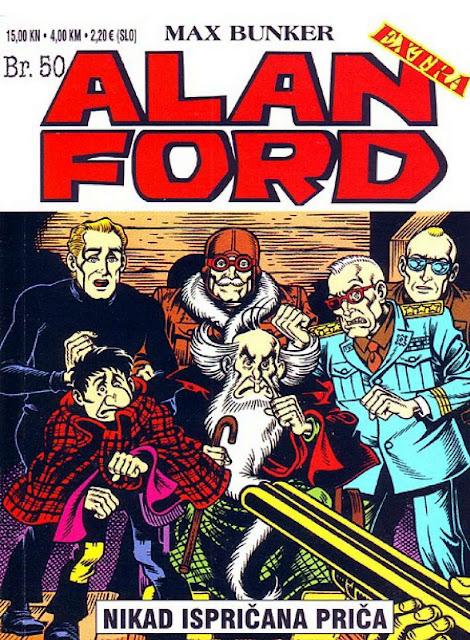 Nikad ispricana prica - Alan Ford