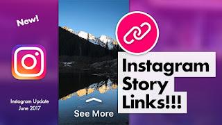 ¿Cómo colocar enlaces en las Historias de Instagram?