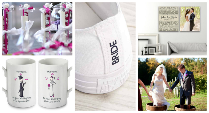 Amato Sposine - Il blog della Sposa: 5 Idee regalo personalizzate per il  XI44