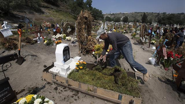 ¡Fracaso!, México acumula más de 93 mil muertos por el Covid-19