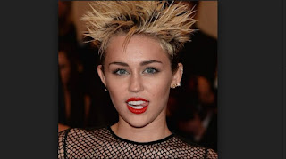 Miley Cyrus vabello punk