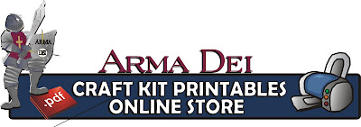 Arma Dei Craft Kit Printables Store