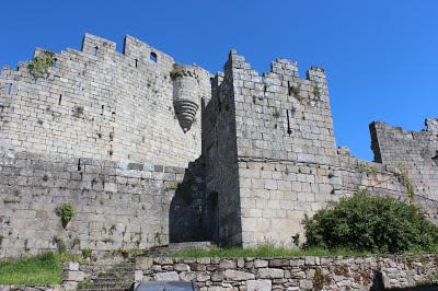 Las revueltas Irmandiñas tuvieron como escenario el castillo de Castro Caldelas en Lugo