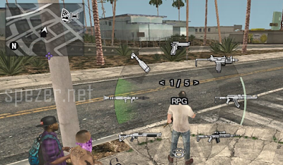 Download GTA SA Mod GTA V Android Apk+Data
