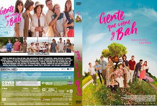 CARATULA GENTE QUE VIENE Y BAH 2019[COVER DVD]