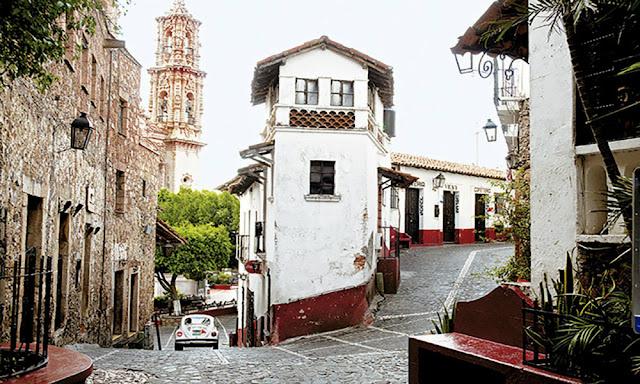 Ixtapan a Taxco Alarcón