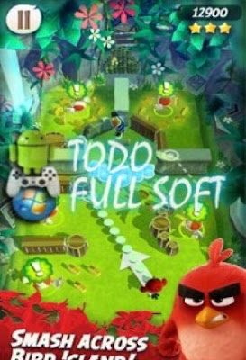 Descarga Angry Birds Action! v2.6.2 Full Apk pana android