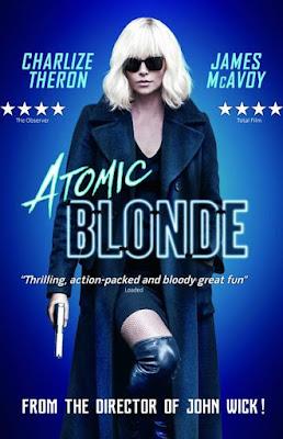 Atomic Blonde 2017 Dual Audio Hindi 720p BluRay ESubs Download