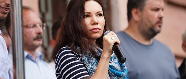 Вікторія Сюмар закликала присвоїти звання Героя України Ярославу Журавлю: ми маємо шанувати Героїв, які захищають Україну