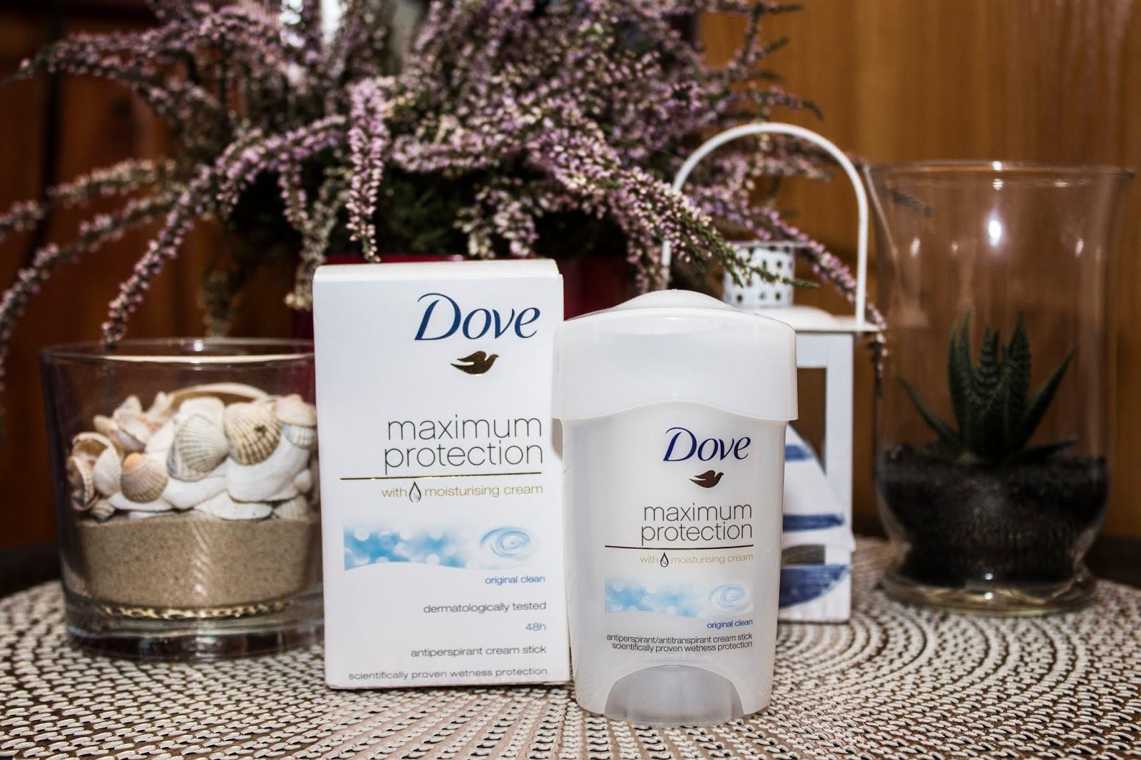 Dezodorant Krem Antyperspirant e Dove