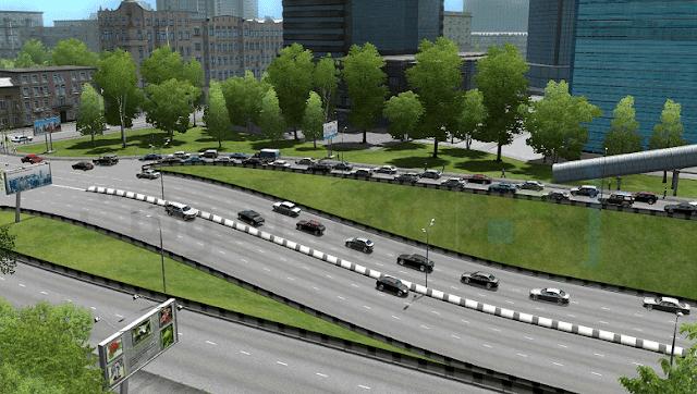 تنزيل لعبة محاكاة قيادة السيارات في المدينة سيتي كار درايفينج