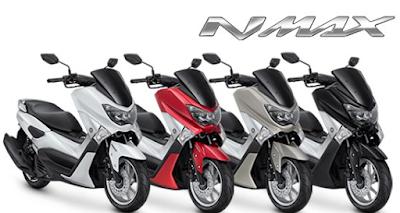 Harga Dan Spesifikasi Motor Yamaha NMAX 2017 Terbaru