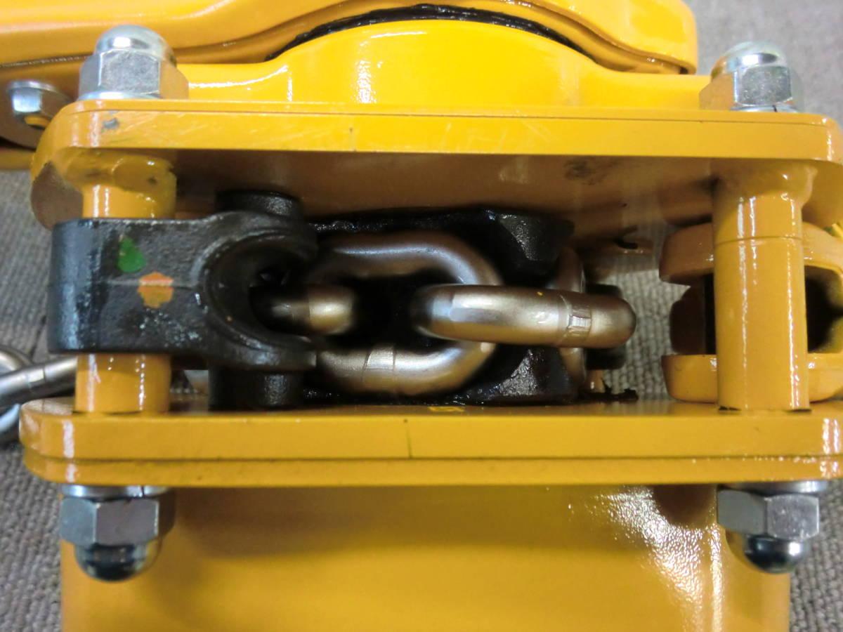 Pa lăng lắc tay Kito LB025 2.5 tấn