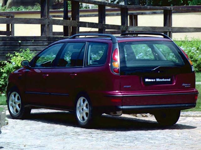 Fiat Marea Weekend Automático