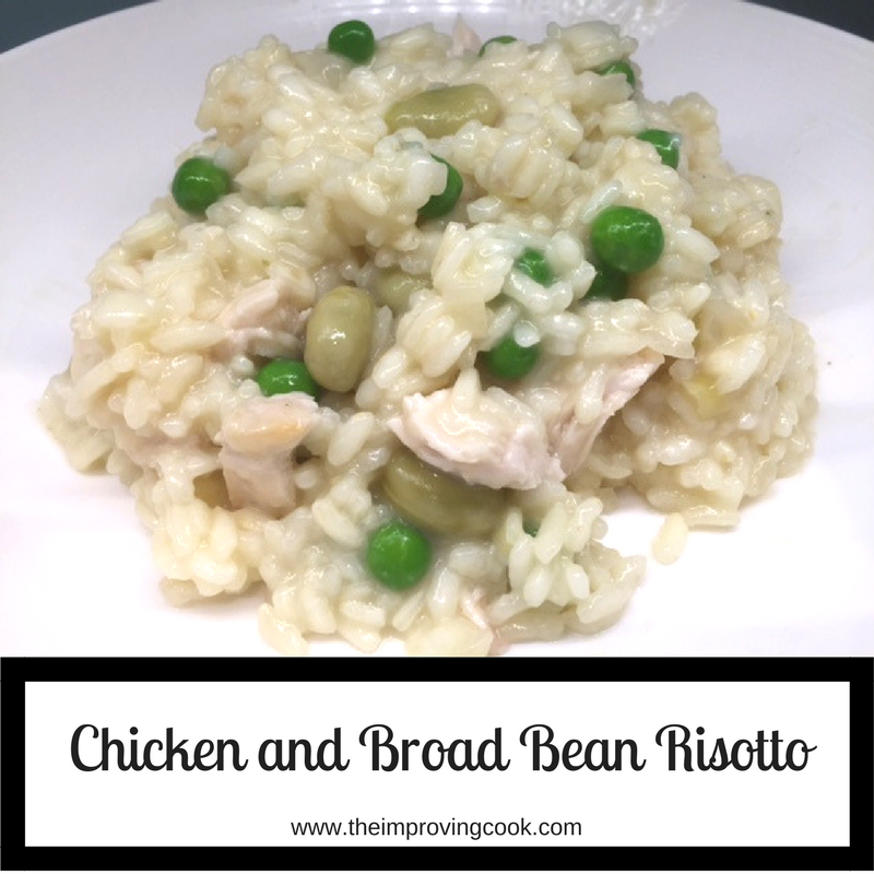 how to cook risotto fast