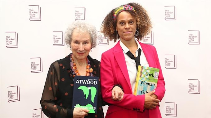 Booker judges break rules to honour novelists Atwood and Evaristo