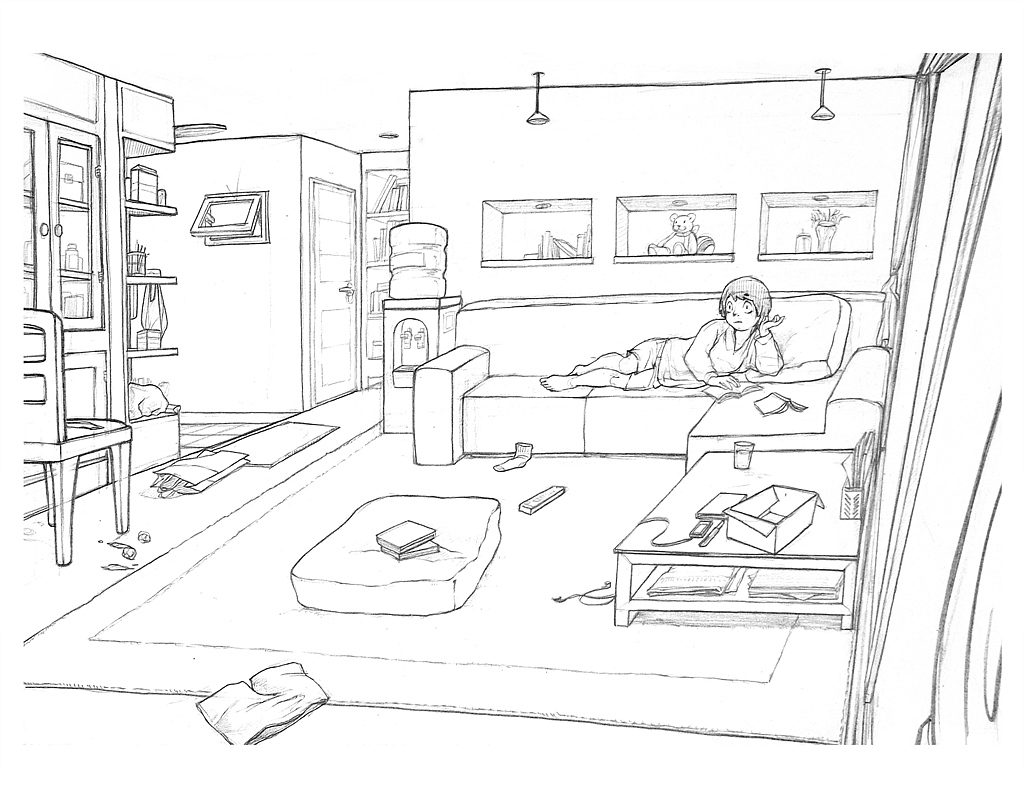 Draw My Room