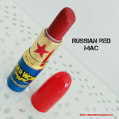 Russian Red MAC