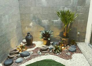 batu coral untuk taman