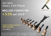 """Fondo PIR compliant """"Anthilia Small Cap Italia"""""""