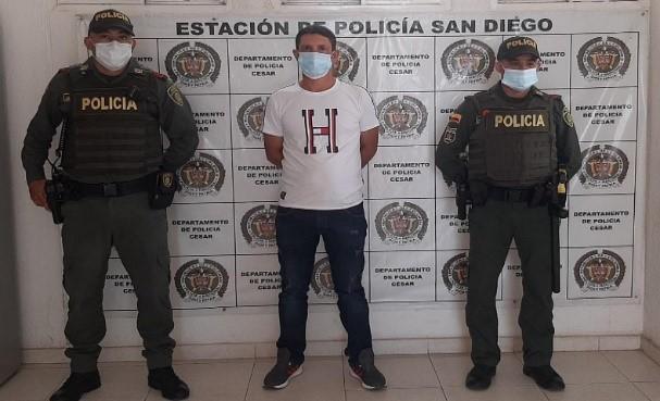 hoyennoticia.com, En San Diego era buscado por favorecer el procesamiento de narcóticos