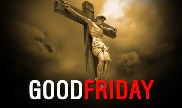 Funny Good Friday Wallpaper with Quotes