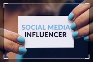 menjadi influencer