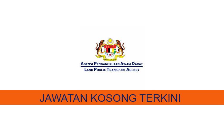 Kekosongan terkini di Agensi Pengangkutan Awam Darat (APAD)