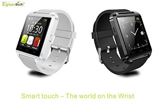 EgreenTech Bluetooth Smart Watch