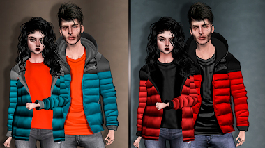 WINTER COUPLE PACK #1
