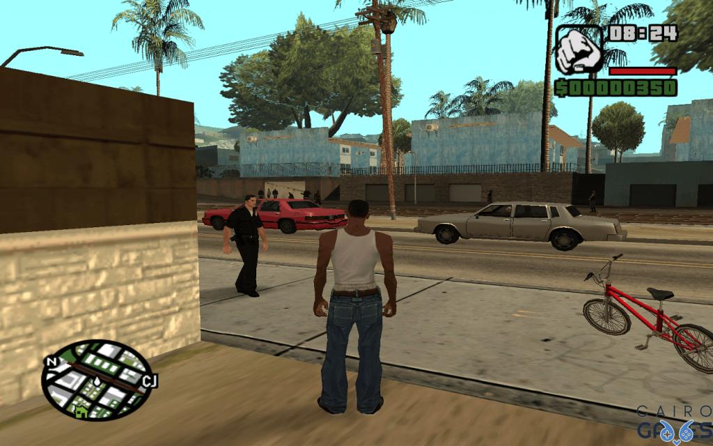 تحميل لعبة Gta San Andreas للكمبيوتر 4 3