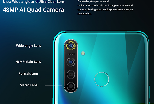 Realme-5pro-camera-we -tech -mobile