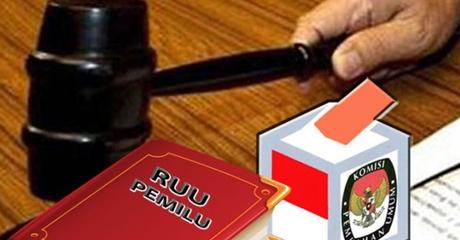 RUU Pemilu Disetujui, Sepakat Opsi Paket A, F-PAN, F-PKS, dan F-Gerindra Lakukan Aksi Walk Out