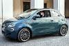 Elektrikli Fiat 500 İtalya Cumhurbaşkanı ve Başbakanı'na Tanıtıldı