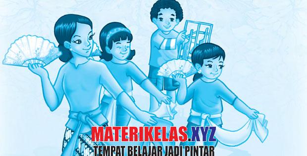 Rangkuman Materi SBK kelas 6 lengkap