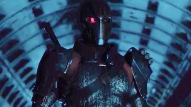 O ator do Exterminador elogia o personagem em Titãs