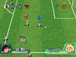Free Download captain tsubasa get in the tomorrow J PS1 For PC Full Version ZGASPC