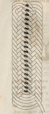 плетеная полоска