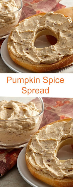 Pumpkin Spice Spread