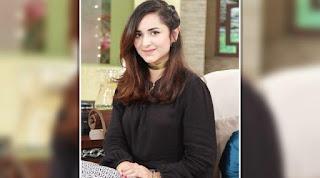 Yumna Zaidi's poem 'Rabita' goes viral on Instagram