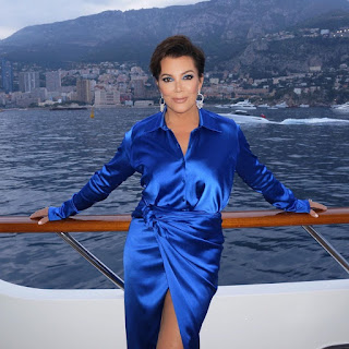 Kris Jenner fashion and style looks