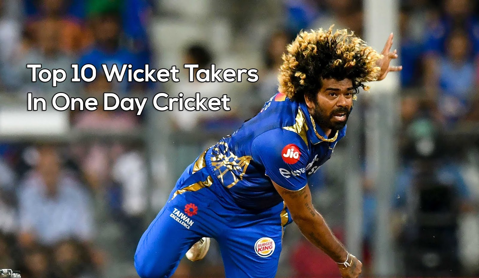 Top 10 Most Wicket Takers in ODI