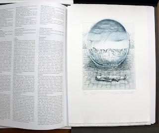 Esfera, grabado para la edición Van Roey 2010