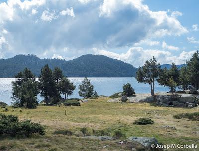 lac de Bouilloses