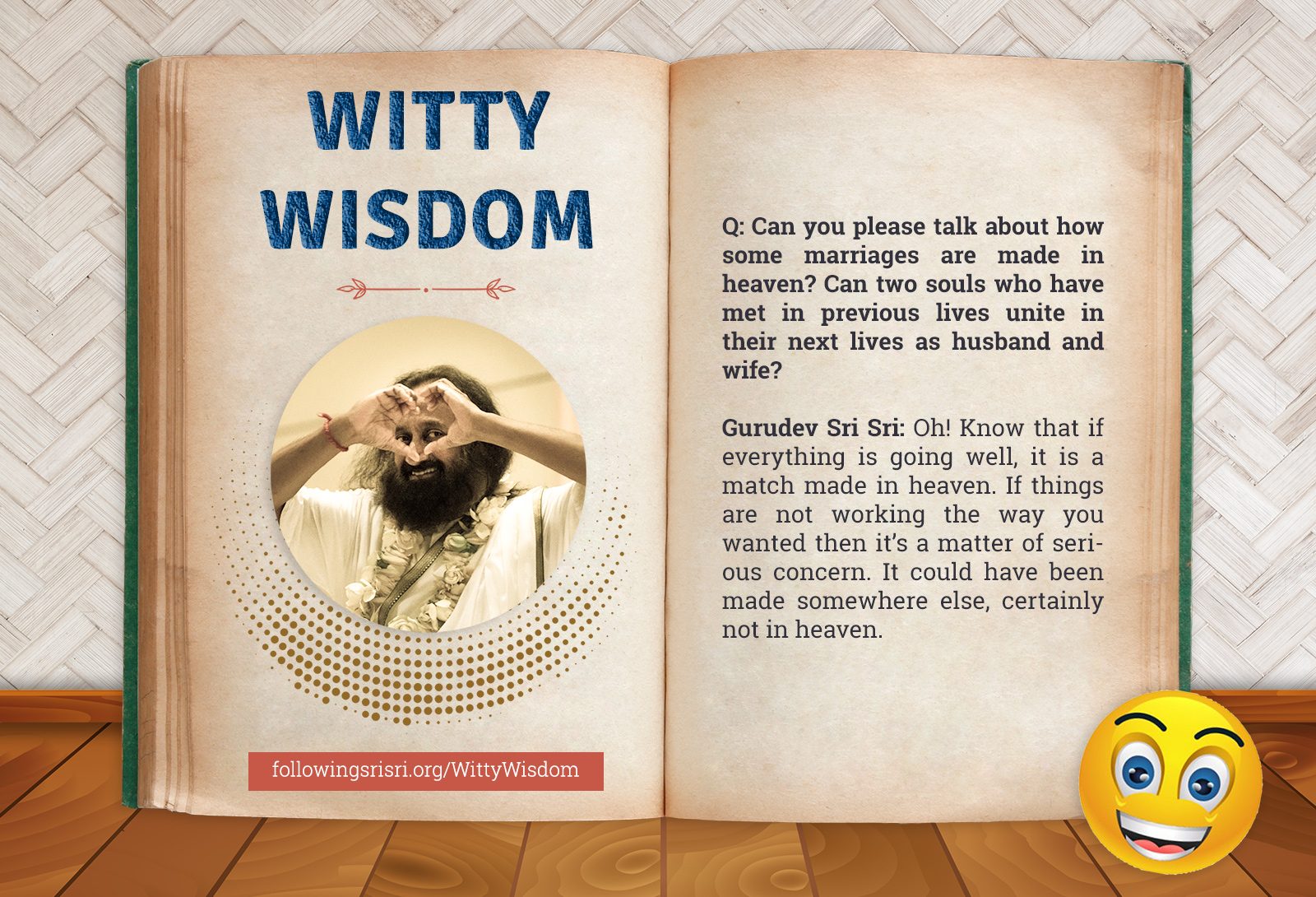 Match Making | Witty Wisdom