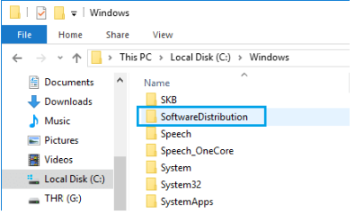 Cara Memperbaiki Terjebak Ketika Memperbarui Windows 10 8