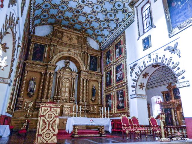 Igreja de San Augustín, Bogotá, Colômbia