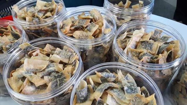 Resepi Popia Seaweed Raya Untuk Kaki Kunyah