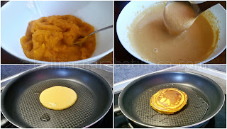 Рецепта за сладки питки с тиква